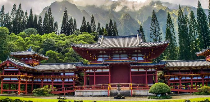 The Byodo-In Temple