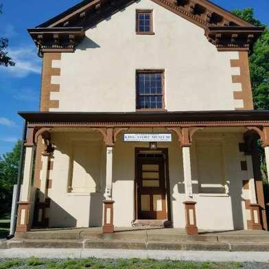 store, Ledgewood, museum, Morris County, store