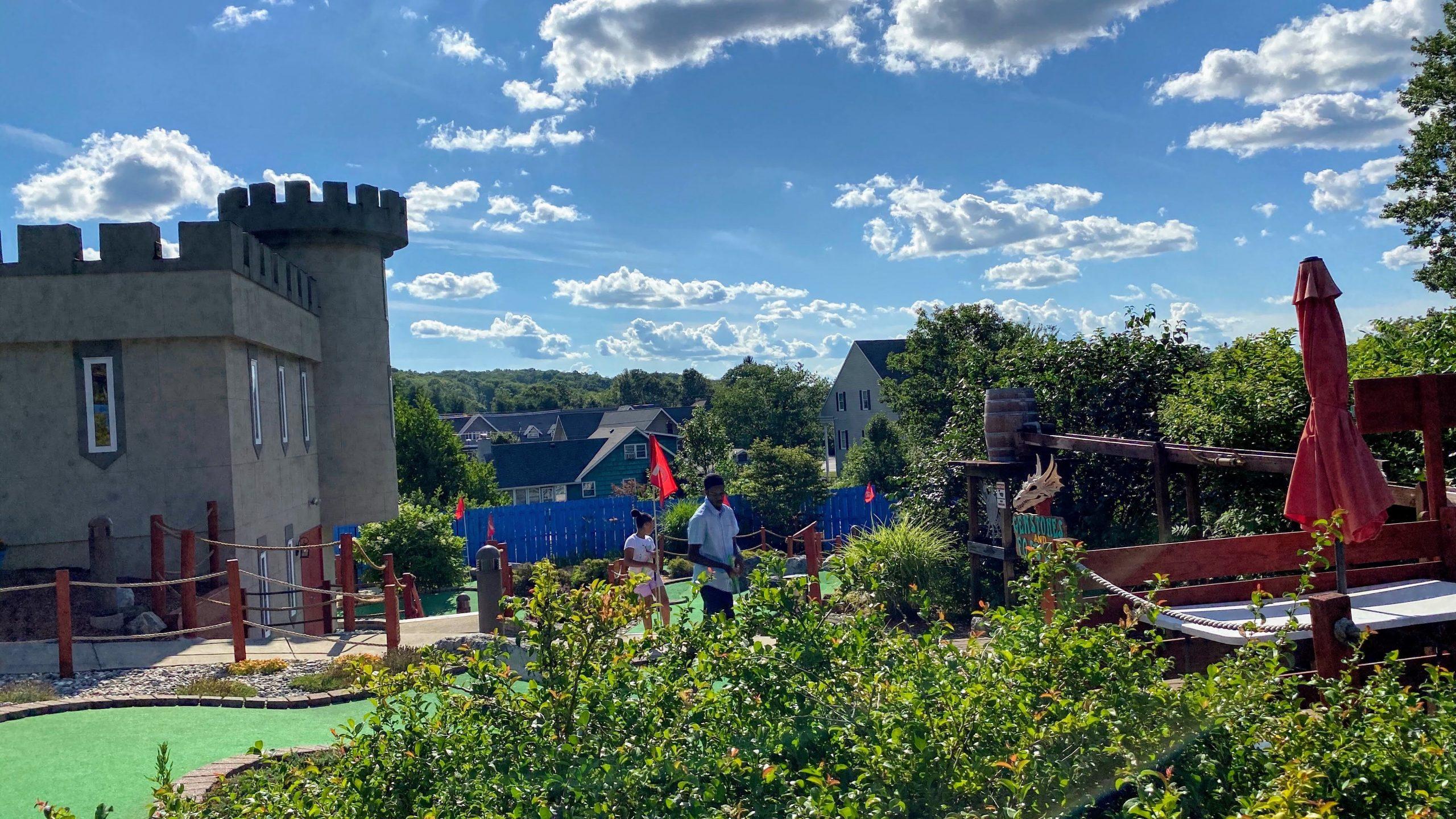 Castle Cove Mini Golf and Arcade