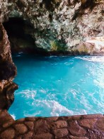 The Blue Hole at The Caves, Negril