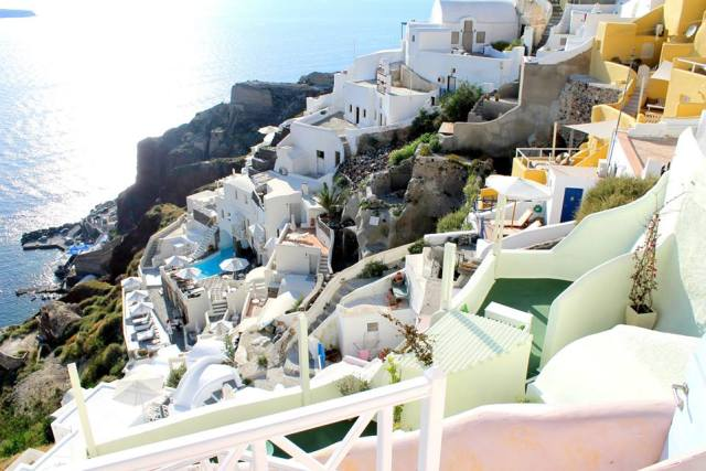 Beautiful Oia!