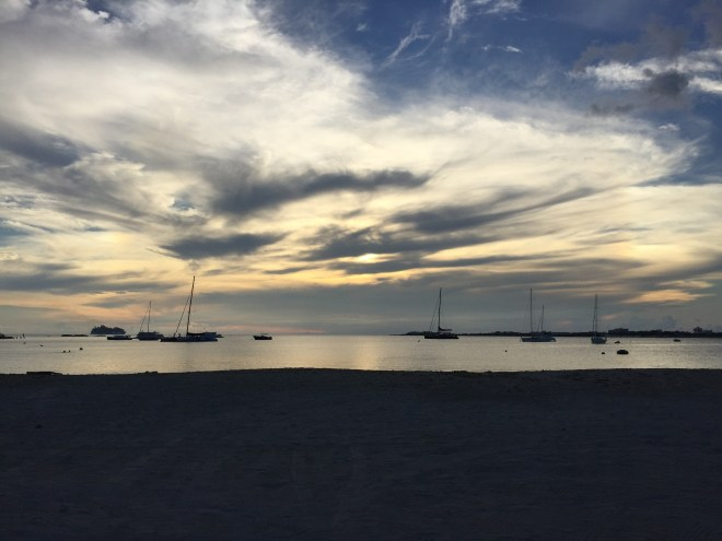 St. Maarten sunsets