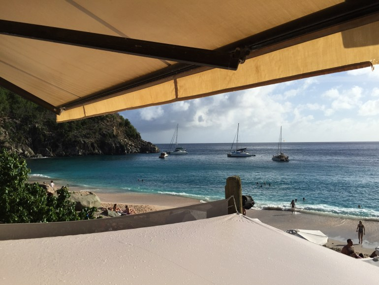 Shell Beach, St. Barth
