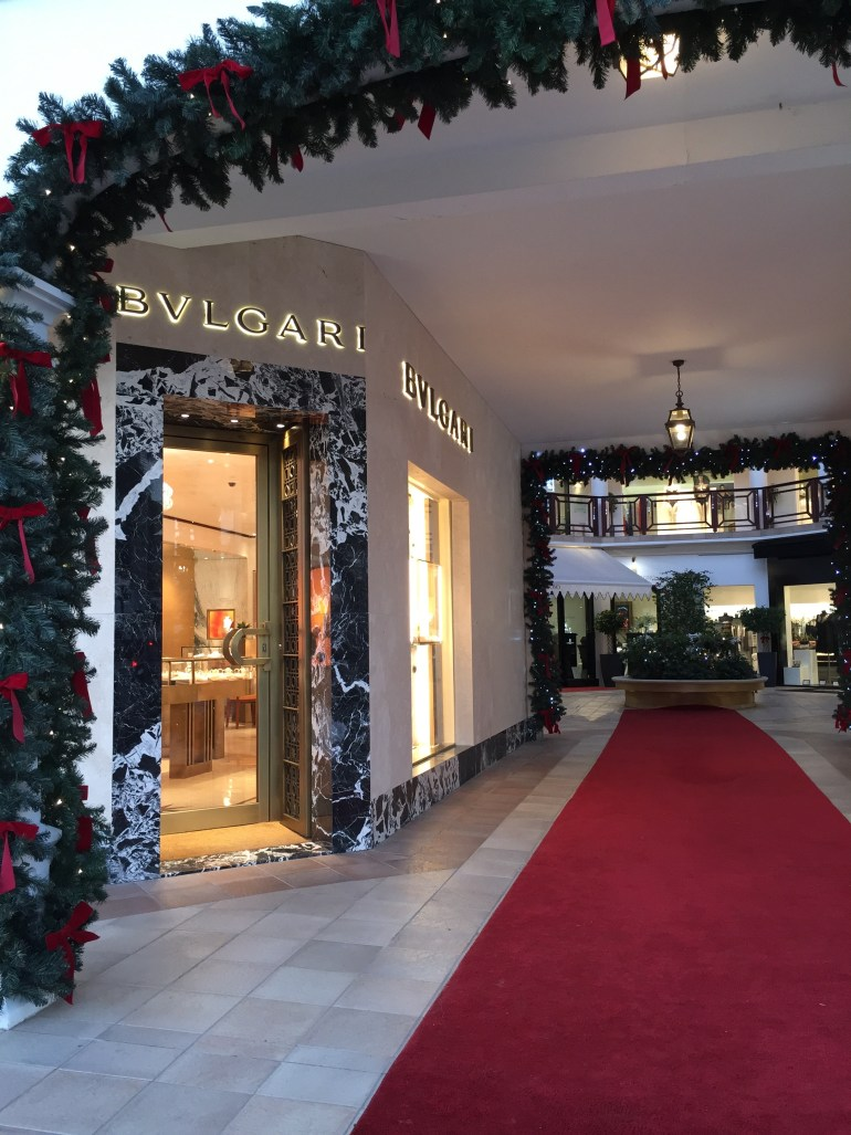 Bulgari Store in Gustavia