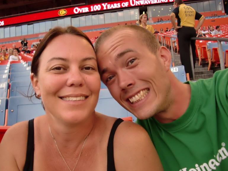 Heather and Jorn