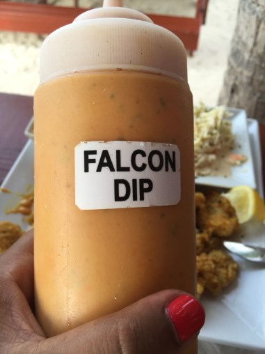 Yummy special dipping sauce