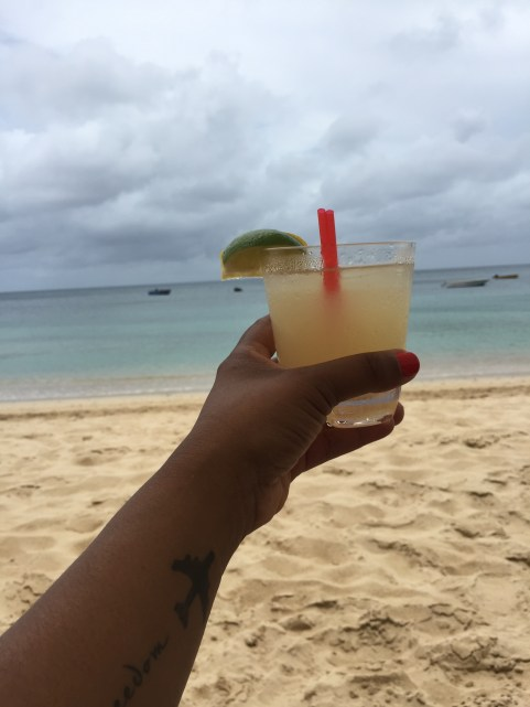 Margarita on Crocus Bay