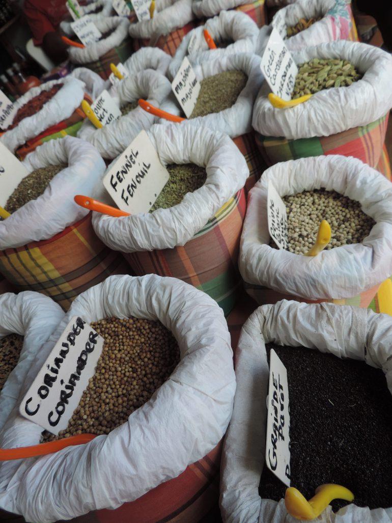 Fresh French Creole Herbs