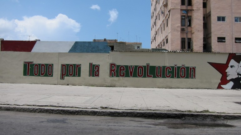 Revolution murals