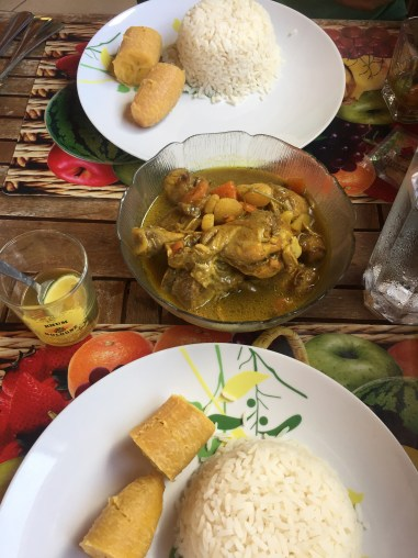 Guadeloupe, foodie heaven