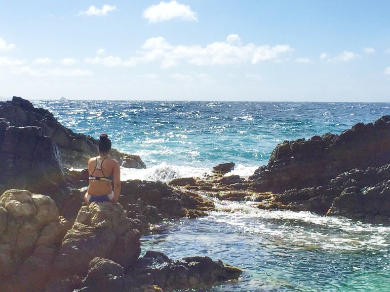 St. Maarten's Natural Pool Hike