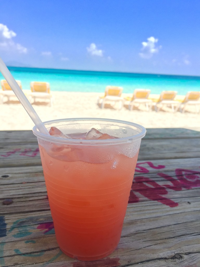 Anguilla: Exotic finds, fried fish and the Blues