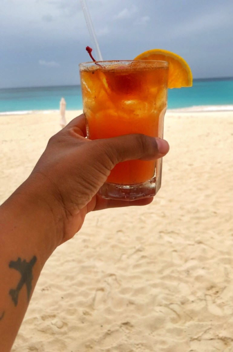 help the Caribbean by visiting the Caribeban