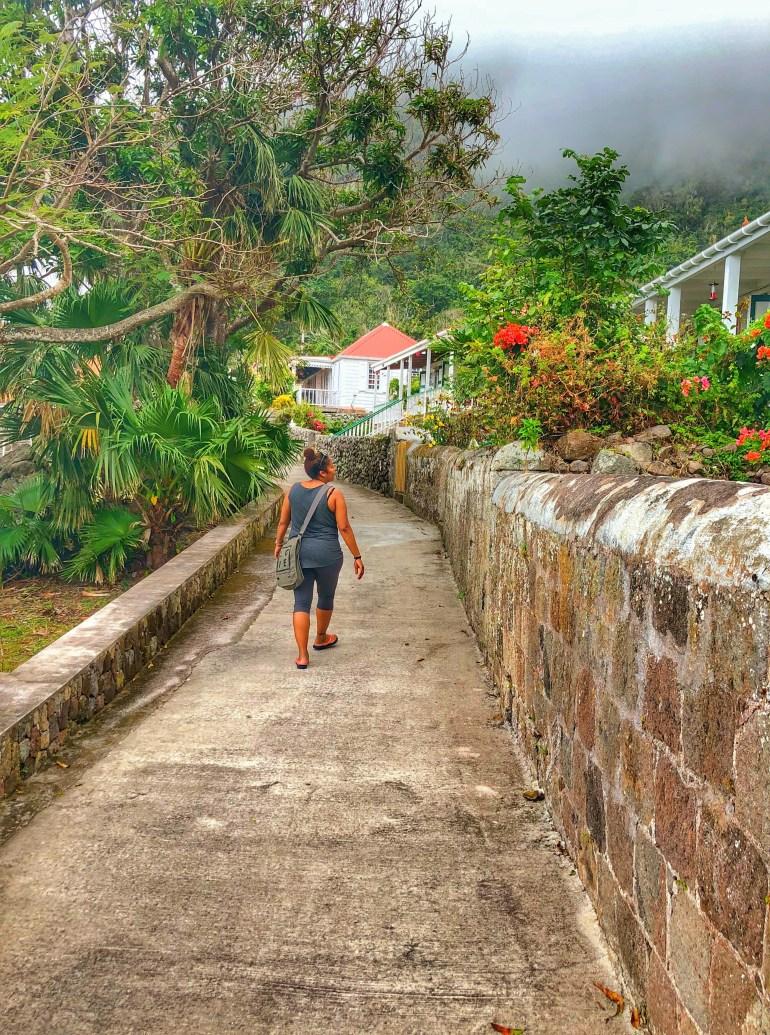 Scout's Place Saba