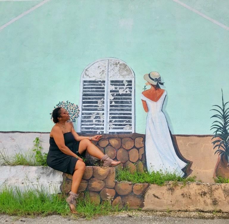 The Murals of Curaçao