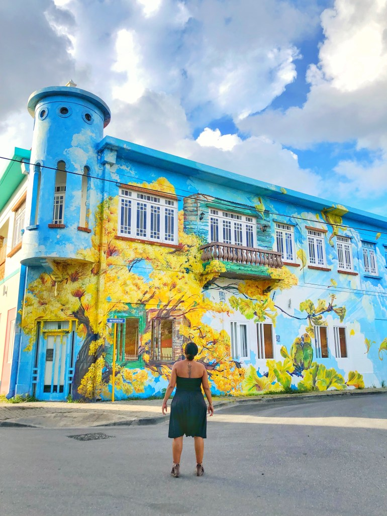 The Murals of Curaçao