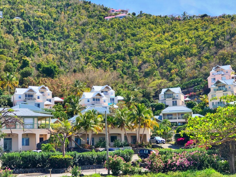 Villa Vista do Mar, Tortola