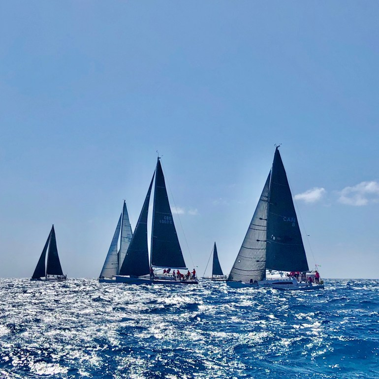The non-sailor's guide to having some #SeriousFun at the St. Maarten Heineken Regatta