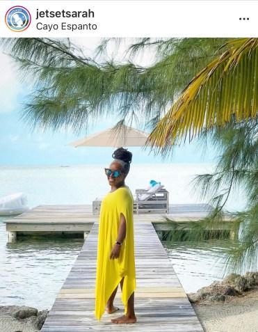 Sarah Greaves-Gabbadon - Caribbean Travel Writer
