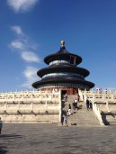 Temple of Heaven ft. amazing blue roof tiles.