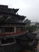 View from the Xian City Wall.
