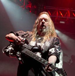 Jeff Hanneman - Musician (Slayer)