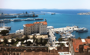 Split, Croatia-The Traveling Mrs