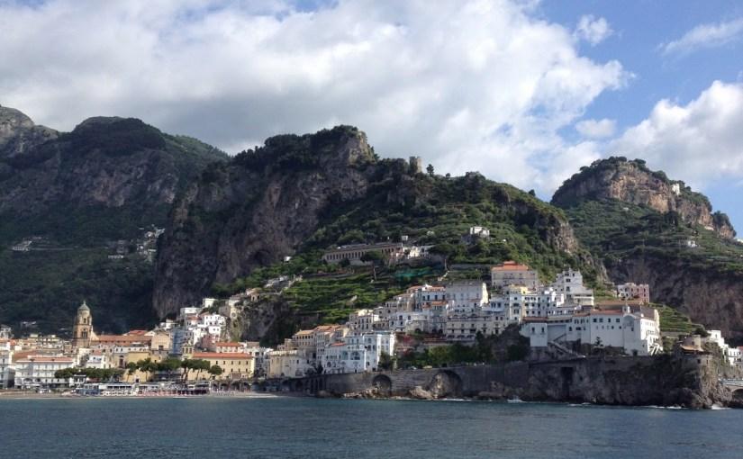 Day 3 on SeaDream… Amalfi!
