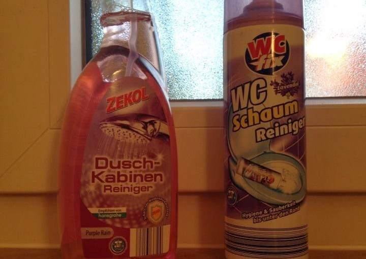 German detergents…