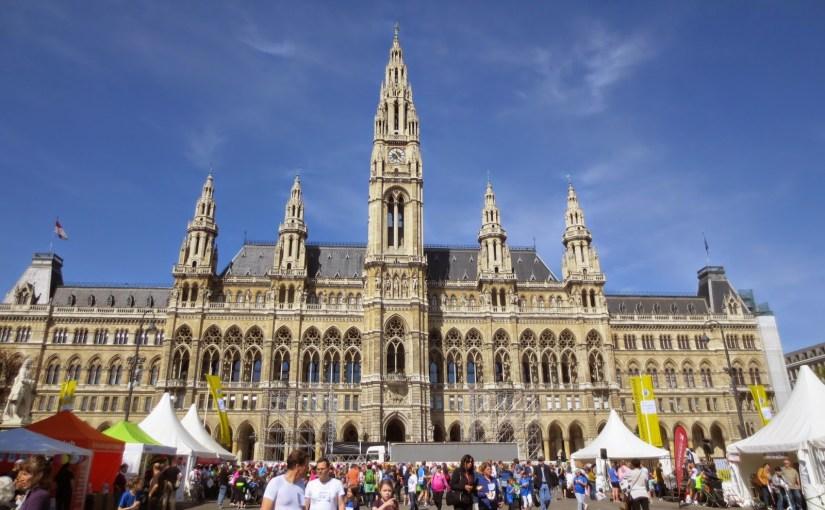 Vienna, Austria Part 5… a long walk around Vienna!