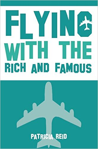 Flying with the rich and famous…