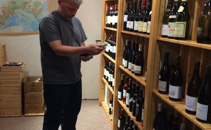 Booze! A guide to wine shops in the Stuttgart area of Germany…