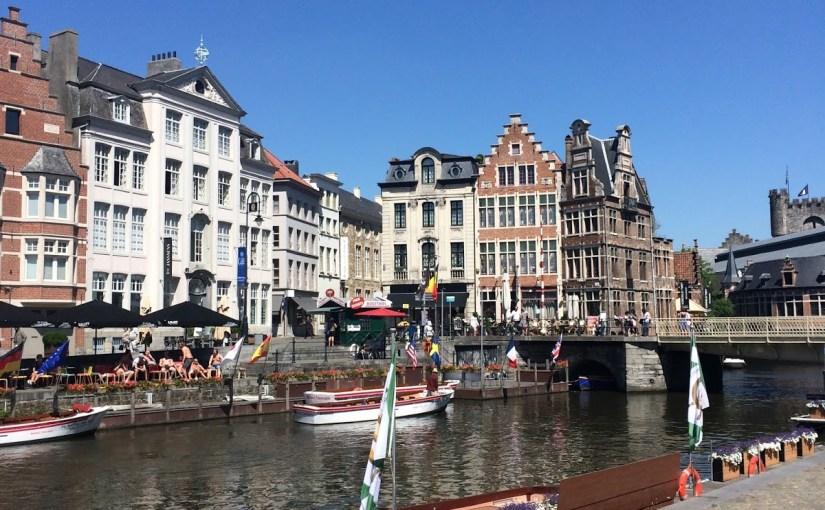 My Belgian Birthday! Part five