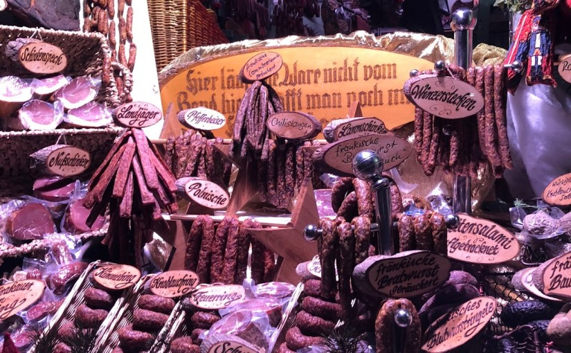 Rothenburg ob der Tauber: Part one– amazing digs!