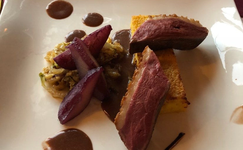 Fancy in Annecy… Our first look at Hotel Les Grillons, a hotel where food is the star attraction! part three