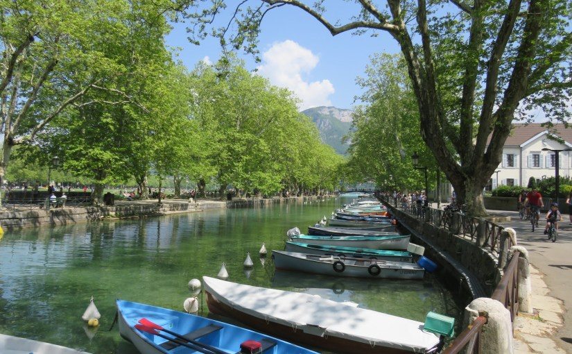 Fancy in Annecy… Annecy part deux! part seven