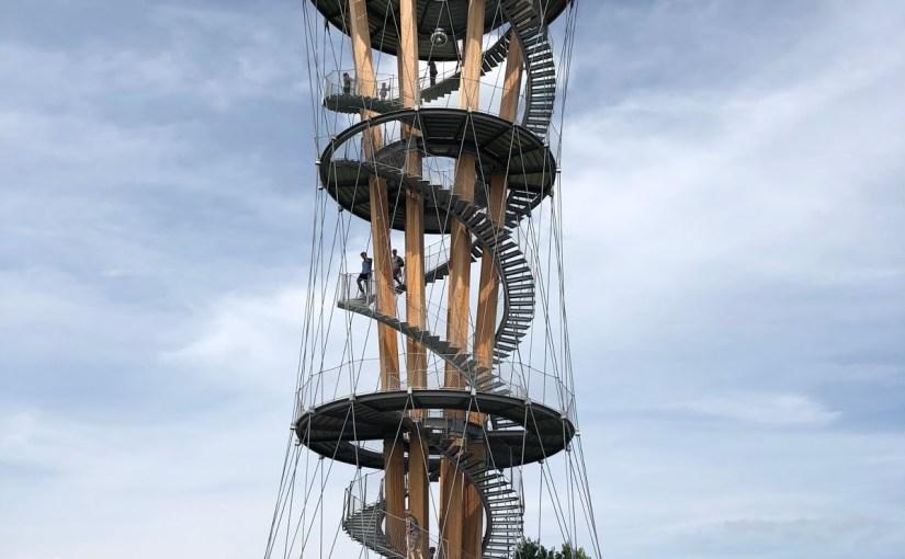 Der Schönbuchturm in Herrenberg!