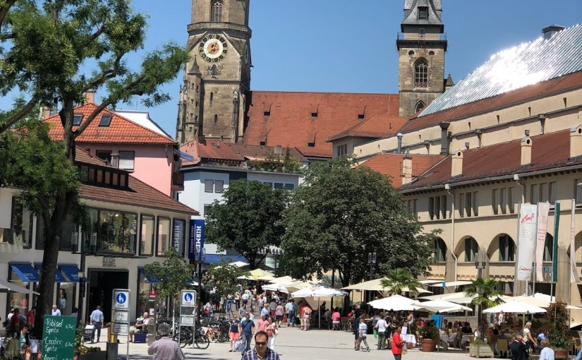 Our Rolling Stones weekend in Stuttgart… part two