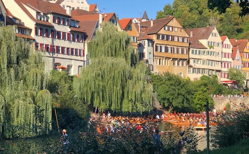 Lunch at Laf Laf in Tübingen
