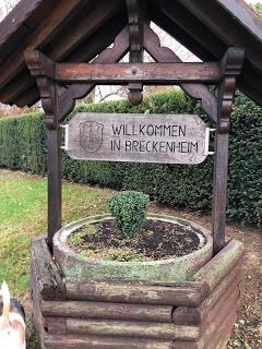 Our local haunt… the Alt Breckenheimer Stübchen
