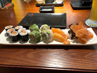 Welcome back to Stuttgart… part 1– lunch at Mikomi in Vaihingen and rug shopping