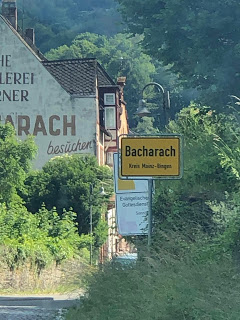 A day in Bacharach…