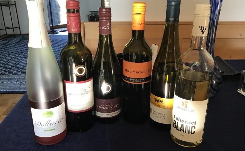 Coronavirus has you down?  Have a virtual wine tasting!