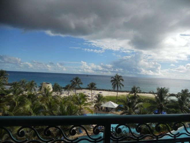 Barbados is beautiful!