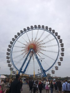There was even a ferris wheel!