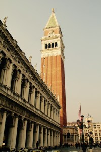 St. Mark's Square - Venice, Italy