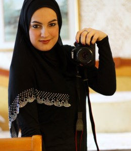 I had lots of fun trying out my new camera and styling my new headscarf - Dubai, UAE