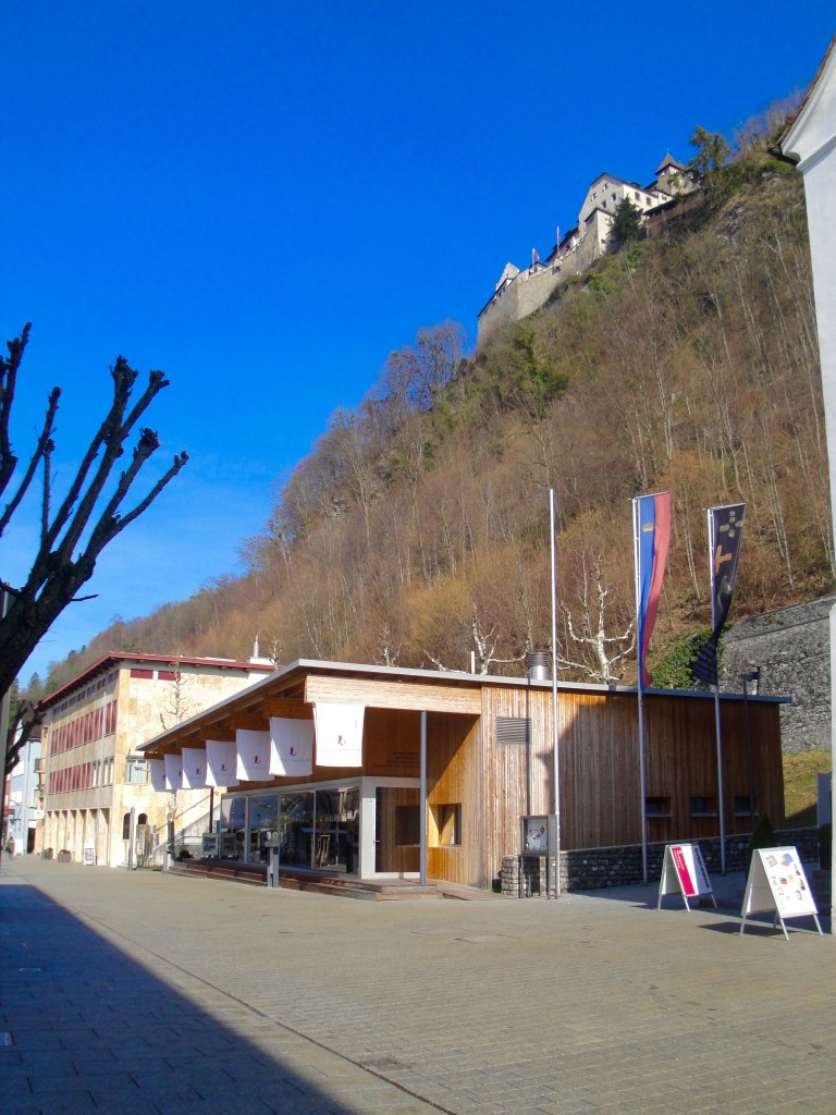 The Tourist Center is the location to have your passport stamped and enjoy a friendly conversation with locals about what the best things to do in Liechtenstein are! - Vaduz, Liechtenstein