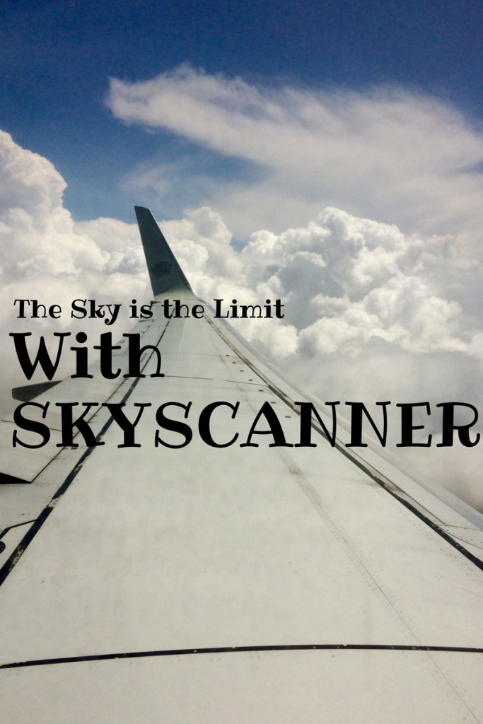 The Sky is the Limit With Skyscanner