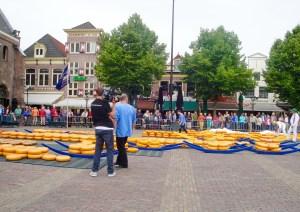 So much cheese! - Alkmaar, Netherlands